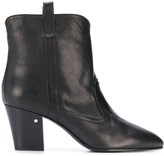 Laurence Dacade cowboy style ankle boots
