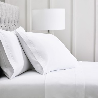 The White Company Savoy Flat 400 Thread Count Sheet Set