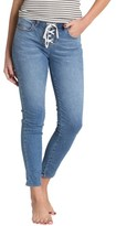Billabong Women's Side By Side Skinny Jeans