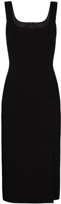 Dolce & Gabbana Sleeveless Jersey Dress