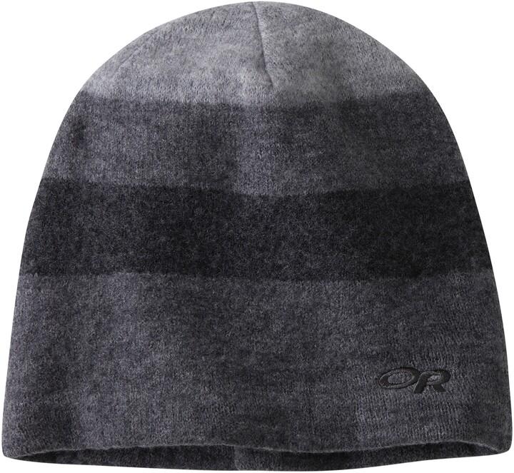 Outdoor Research Gradient Stripe Wool Beanie