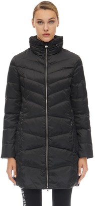 EA7 Emporio Armani Long Mountain Down Jacket