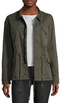 Hudson Sienna Cotton Four Pocket Jacket