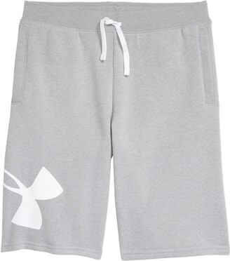 Under Armour Rival Fleece Logo Shorts