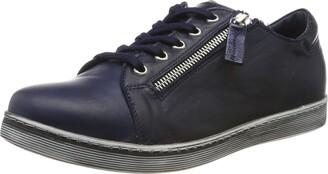 Andrea Conti Women's 348732 Low-Top Sneakers