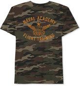 JEM Men's Naval Academy Flight Training T-Shirt