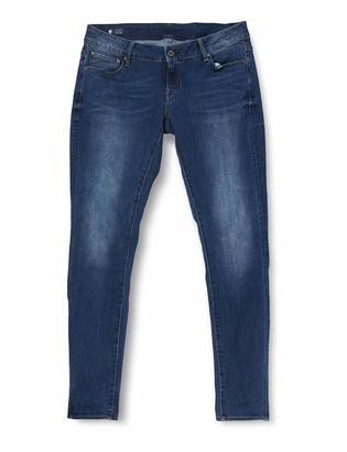 G Star Women's 3301 Low Waist Skinny Jeans