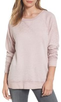 Women's Caslon Burnout Sweatshirt