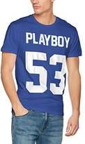 Playboy Men's Print Fifty-Three T-Shirt
