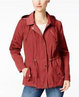Charter Club Water-Resistant Hooded Anorak Jacket, Only at Macy's