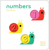 Chronicle Books Touch think learn: numbers