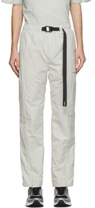 C2H4 Grey Vanward Layered Lounge Pants