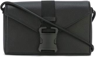 Christopher Kane safety buckle devine shoulder bag
