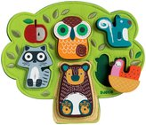 Djeco Oski Wooden and Felt Puzzle