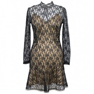 Alexander Wang Black Lace Dress for Women