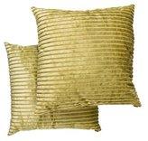 Missoni Striped Velvet Throw Pillows