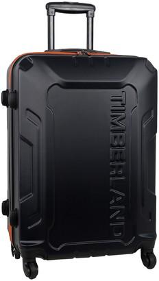 "Timberland Blue Boscawen 25"" Hardside Spinner Suitcase"