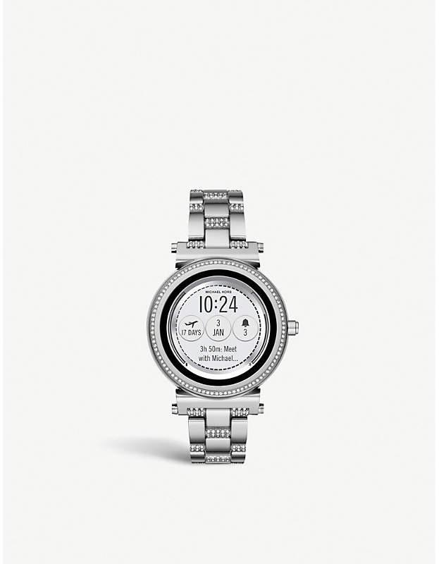 ff1d898984da Michael Kors Stainless Steel Watch - ShopStyle Australia