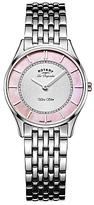 Rotary Women's Les Originales Ultra Slim Bracelet Strap Watch