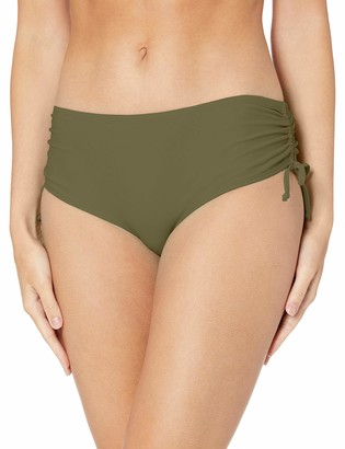 Catalina Women's Side Tie Bikini Swim Bottom Swimsuit