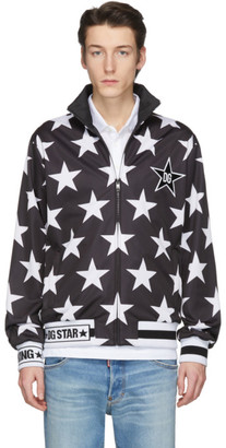 Dolce & Gabbana Black Millennial Star Jacket