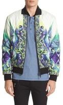 Versace Reversible Print Bomber Jacket