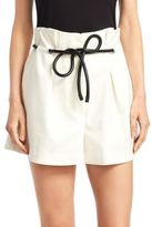 3.1 Phillip Lim Origami Pleated Shorts