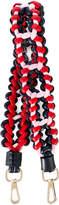 Versace braided bag strap
