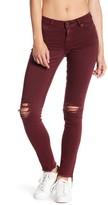 Lucky Brand Lolita Frayed Skinny Jeans