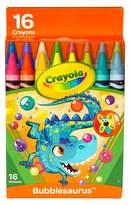Crayola Crayon Pack 16ct Bubblesaurus