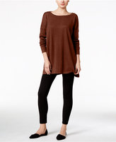 Style&Co. Style & Co. Dolman-Sleeve Tunic Sweater, Only at Macy's