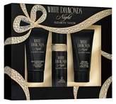 White Diamonds Night by Elizabeth Taylor Gift Set Women's Perfume - 3pc