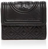 Tory Burch Fleming Mini Flap Bifold Wallet
