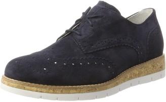 Gabor Shoes Womens Comfort Low-Top Sneakers Blue (Ocean Kork) 5.5 UK (38.5 EU)