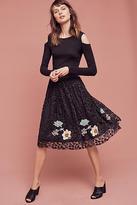 Carolina K. Wildflower Lace Skirt
