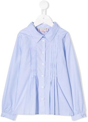 Bonpoint Pleat Detail Shirt