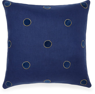 Joanna Buchanan Velvet Dot Pillow