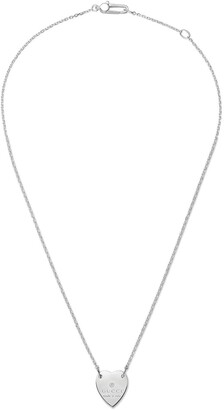 Gucci Necklace with heart pendant
