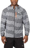 Puma Tech Fleece Printed Zip-Up Hoodie