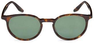 Barton Perreira 50MM Norton Round Sunglasses