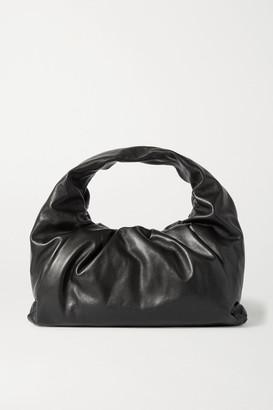 Bottega Veneta The Shoulder Pouch Leather Bag