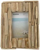 "SONOMA Goods for LifeTM Coastal Wood 4"" x 6"" Frame"