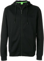 HUGO BOSS Saggy zipped hoodie