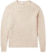 Etro Alpaca-blend Sweater - Cream