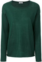 P.A.R.O.S.H. plain sweatshirt - women - Cashmere - XS