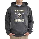 Eddany Welders were created because engineers need heroes too Hoodie
