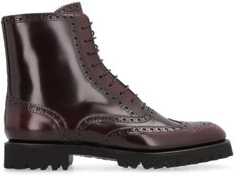 Church's Churchs Cammy Leather Brogue Shoes