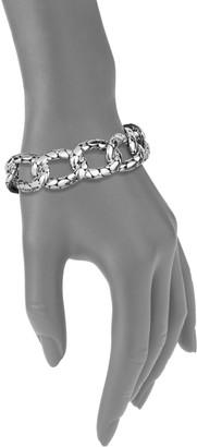 John Hardy Kali Sterling Silver Flat Link Bracelet