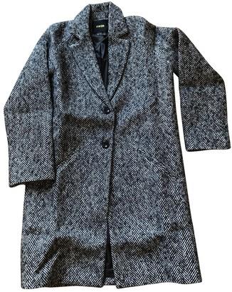 Maje Fall Winter 2019 Multicolour Wool Coats
