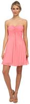 Faviana Short Chiffon Corset Dress 7650